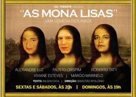 As Mona Lisas