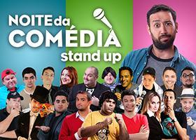Noite da Comédia Stand Up