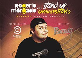 Rogerio Morgado em Stand Up Universitário