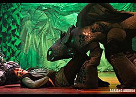 Como Treinar seu Drag�o