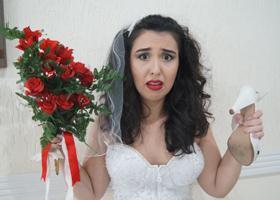 A Noiva Surtada - A Comédia