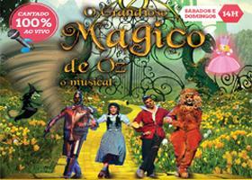 Grandioso Mágico de Oz