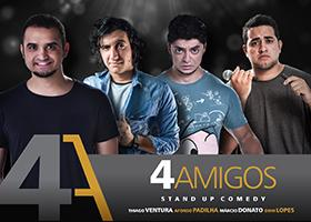 4 Amigos Stand-Up Comedy