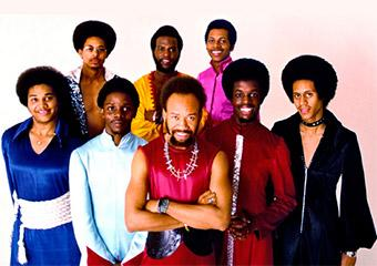 Mr Funk Band - Tributo ao Earth, Wind And Fire