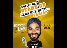 Noites de Stand Up! - Será que Bete Faria?