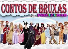 Contos de Bruxas e Princesas