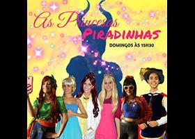 As Princesas Piradinhas