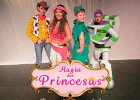Princesas - Uma Aventura Inesquecível