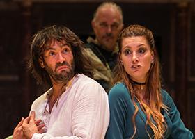 A Comédia do Casamento de Romeu e Julieta
