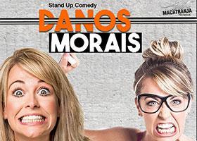 Danos Morais com Marcela Tavares