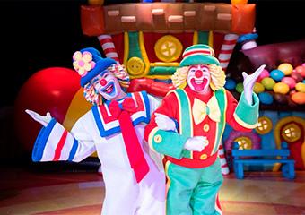 Parque Patati Patata Circo Show