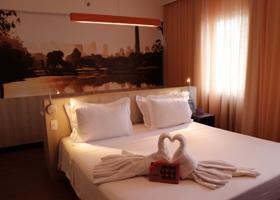 Noite Romântica no Hotel Mercure Bela Vista