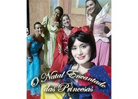 O Natal Encantado das Princesas