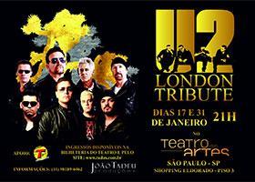 U2 London - Tribute