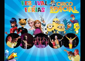 Festival de Férias no Circo Spacial