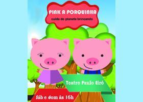 Pink, a Porquinha