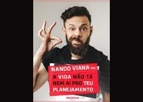 Nando Viana - A Vida não tá nem ai pro teu Planejamento