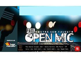 Paiol Open Mic