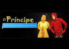 O Príncipe que não sabia de nada