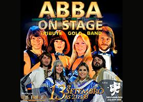 Abba On Stage - Tribute Gold Band