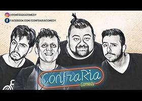 ConfraRia Comedy  - Raposo Shopping Especial de Domingo
