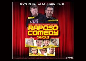 Raposo Comedy Show - Pay Per Riu