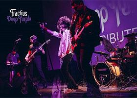 The Best of Deep Purple com a Banda Fractius
