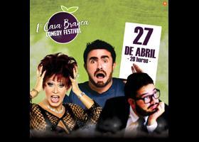 Casa Branca Comedy Festival - Sexta-Feira