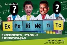 Experimento - Improviso e Stand-Up