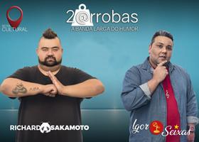 Os Dois @ - Stand Up Comedy